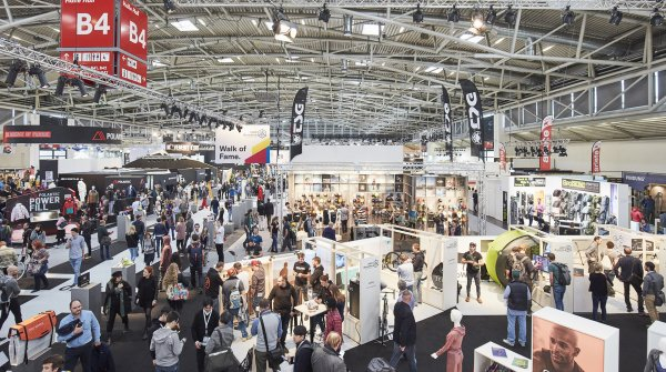 ISPO MUNICH Messehalle