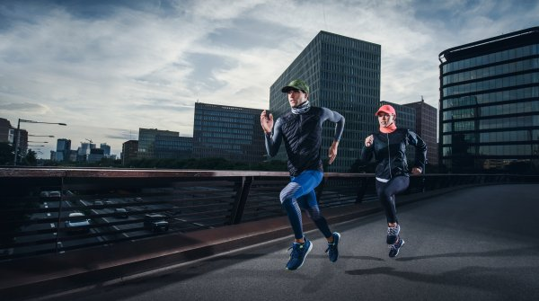 BUFF® DryFLX: bestes Temperaturmanagement beim Running.