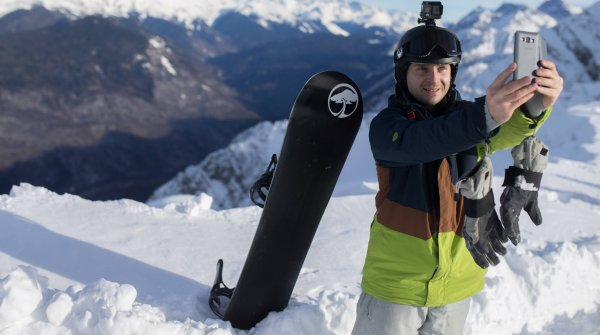 Influencers are attractive partners for outdoor and winter sports companies.