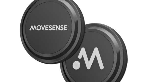 Movesense by Suunto measures movements with three different sensors.