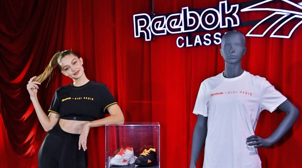 9th Reebok: 2.29 million Follower Reebok relies on Instagram for well-known brand faces, such as top model Gigi Hadid, who in turn has 46.7 million followers. Like all top 10 accounts, the Adidas subsidiary posts in English.