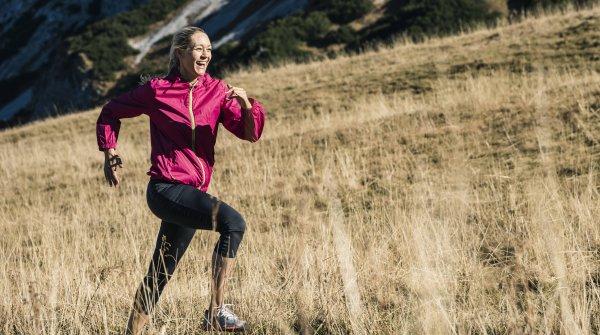 Outdoor-Sport macht glücklicher - zu diesem Ergebnis kam eine internationale Umfrage.