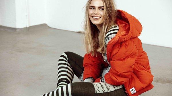 Funktionskleidung kann auch modisch, wie hier von Kari Traa.