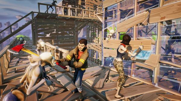The Koop-Survival game Fortnite captivates most gamers. In total 106,232,483 hours the online game was watched in the last 30 days. The game works according to the Battle-Royale-principle. The goal of the genre is to be the only player alive at the end of the game.
