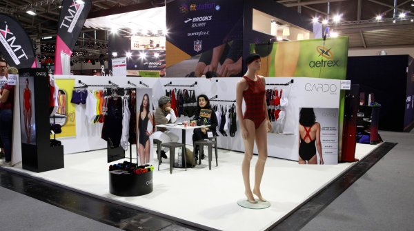 ISPO Easy Booth