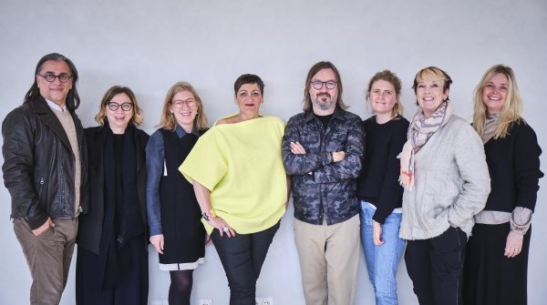 The ISPO Textrends jury panel Spring Summer 2021