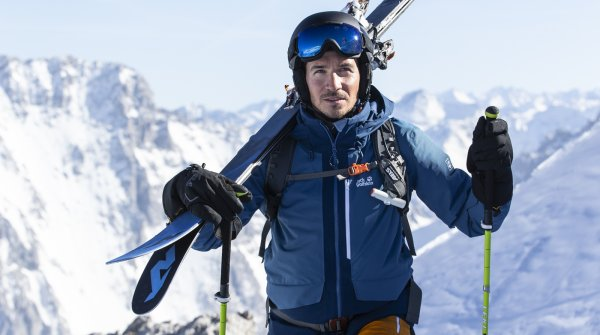 Felix Neureuther is the new face of Jack Wolfskin.