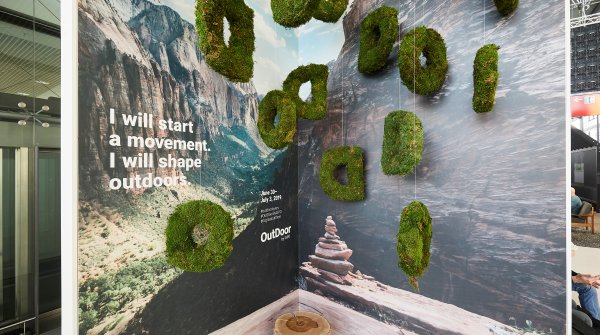 OutDoor by ISPO starts on its way to a more sustainable trade fair
