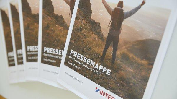 Intersport Pressekonferenz - OutDoor by ISPO 2019