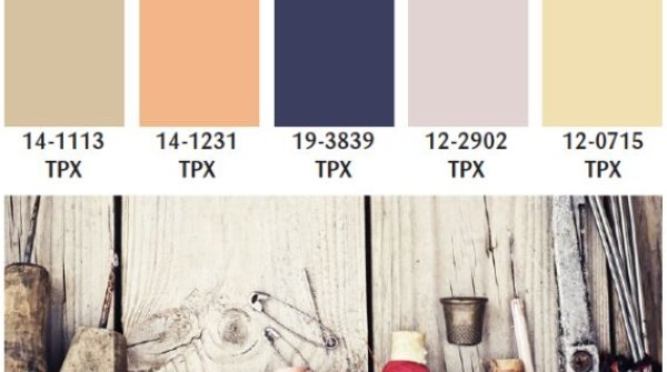 Traditional colors are also in the palette for spring / summer 2021