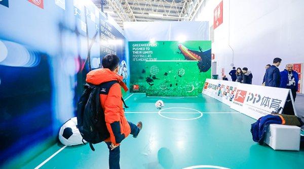 Football Court At Fair