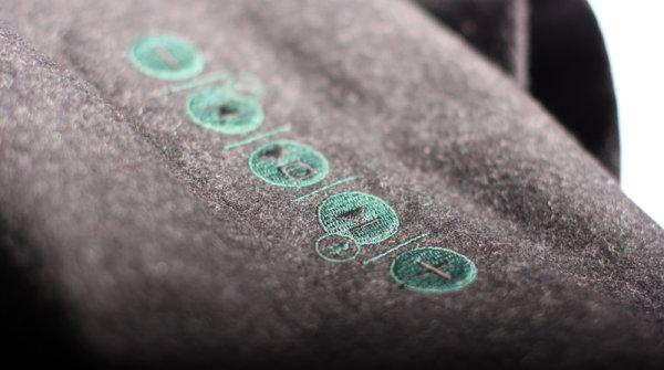 Interactive Wear entwickelt Textilien, die mit ihren Sensoren Daten an Smartphones weitergeben können.