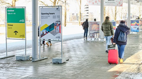 ISPO Munich Opening Hours - ISPO com