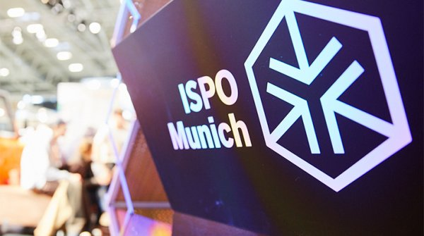 ISPO Munich Logo at the fair