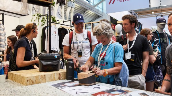 OutDoor by ISPO 2019 - Blogger Walk Sustainability