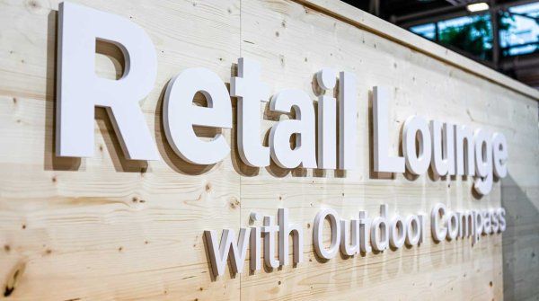 The Retail Lounge at OutDoor by ISPO