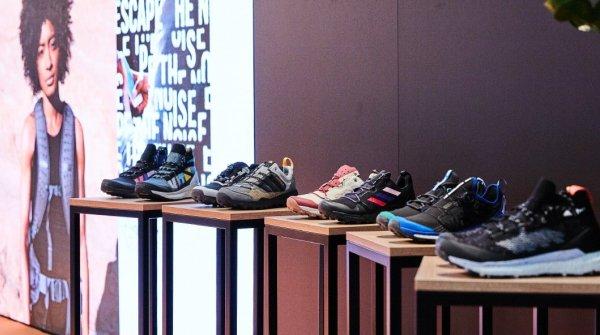 Ein Renner bei den Sportschuhen: Adidas X Parley Schuhe.