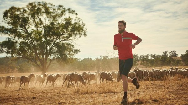 Ashmei uses sustainable merino wool for its performance products.