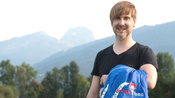 Markus Wiesböck is founder and head of Grüezi Bag. At the same time he is chief developer of the Bavarian brand.