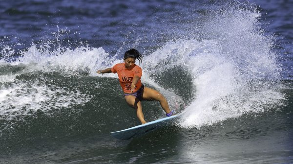 Surfing will have its Olympic premiere at the 2020 Olympic Games.