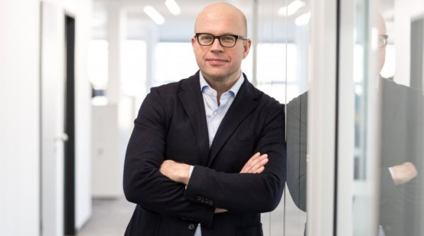 Carsten Unbehaun is the new head of Asics EMEA.