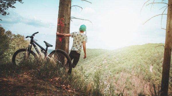 Für Aussteiger, aber auch Downhillfahrer geeignet: die Bike-Tipps bei Social Media.
