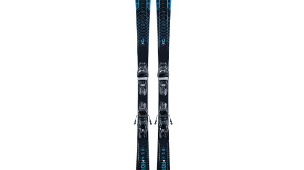 DISRUPTION SC ALLIANCE: A lively, nimble women's ski that packs a serious punch – a quick turning radius, Dark Matter Damping in the tip and tail, and carbon reinforcement – for an engaging, short-turn feel as you tear up the groomers.