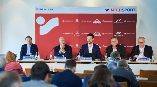Intersport Press Conference at ISPO Munich 2020