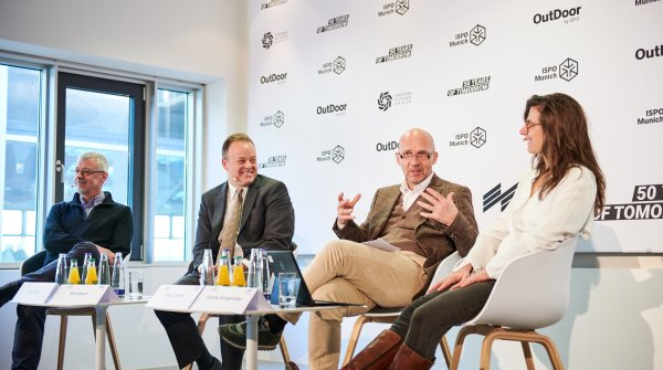 Main press conference at ISPO Munich 2020