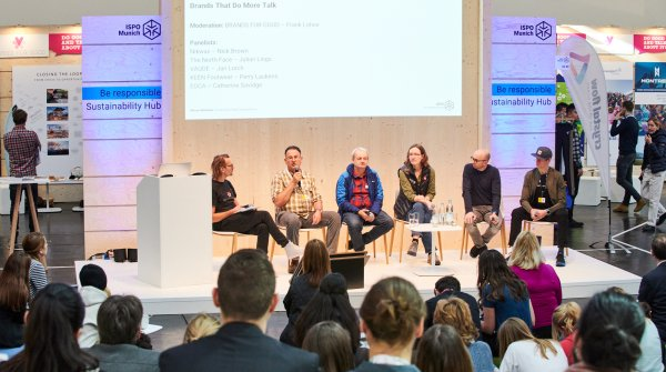 EOCA panel discussion at the ISPO Munich 2020
