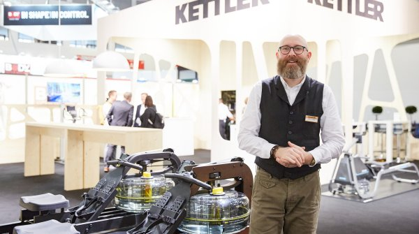 Trisport Managing Director Stefan Christen leads Kettler to a new start.