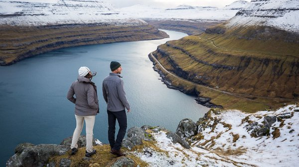 First enjoy the immense natural scenery, as here on the Faroe Islands, then get to know the culture of the island. No matter what use - Royal Robbins offers practical and fashionable travel must-haves.