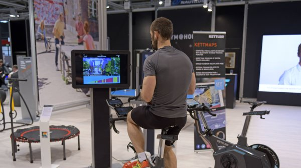 Kettler fitness equipment will be on display at ISPO Munich 2020.