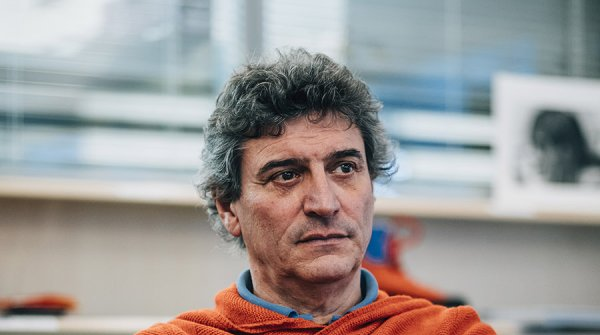 Lorenzo Delladio has been CEO of La Sportiva since 2015. His grandfather Narciso Delladio founded the company in the 1920s.
