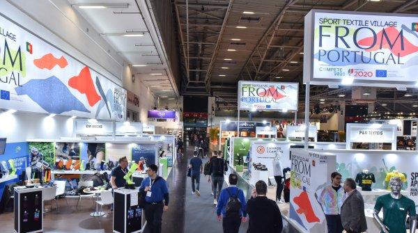 Portugiesische Hersteller auf der ISPO Munich.