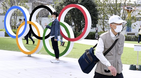 Because of the corona virus, the Olympic Summer Games in Tokyo have been postponed to 2021.