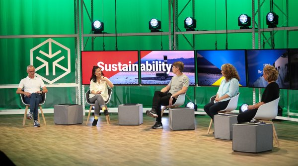 ISPO ReStartDays_Sustainability panel