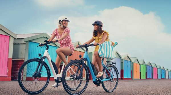 According to the Shimano Steps E-Bike Index 2020 almost a quarter of Europeans are already on the road with an e-bike or are planning to buy one.