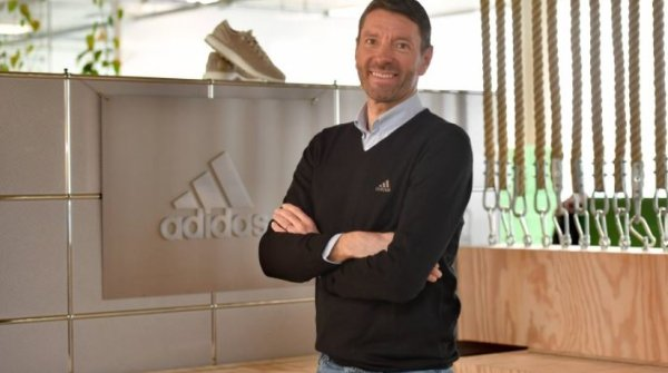 CEO Rorsted remains at the helm of adidas