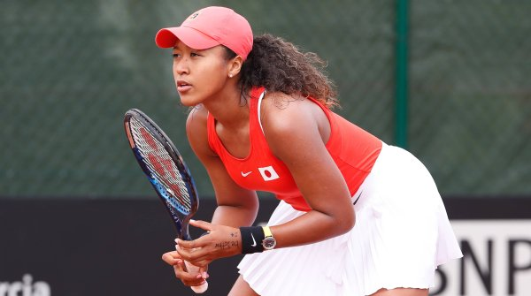 The top earner in the Forbes Ranking 2020: Naomi Osaka.