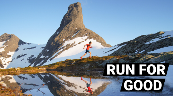 ISPO Munich Online - Run for Good - Kilian Jornet Foundation