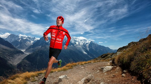Elmar Sprink has fought his way back into endurance sports after a heart transplant.