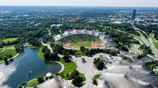 Several events of the European Championships 2022 Munich will take place in the Olympic Park.