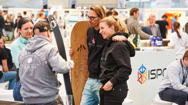 The world of sports business meets at ISPO