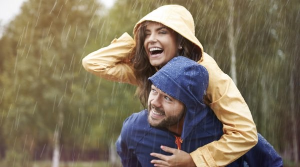 Rainjackets: Waterproof and breathable at the same time