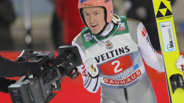 Severin Freund earned around 183,000 euros