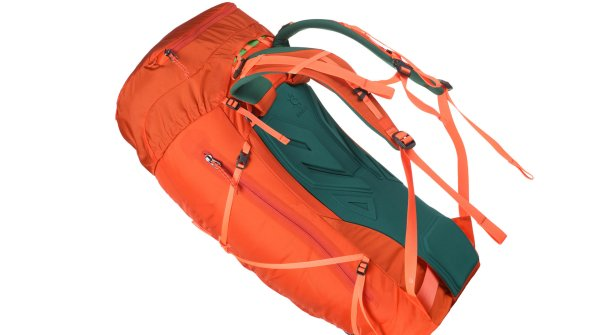 "PRODUCT OF THE YEAR in the segment ASIAN PRODUCTS: Kailas — ""EDGE"" Climbing Backpack 35L"