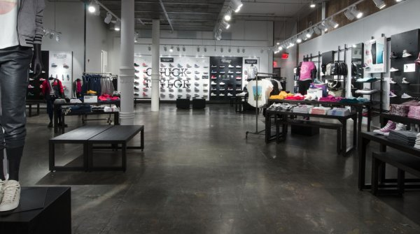 Converse Soho – first floor