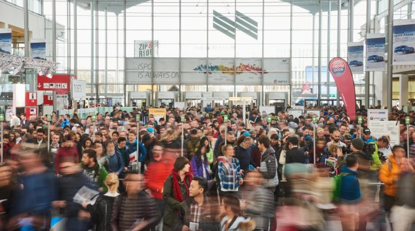 Always up to date during and after ISPO trade fairs with the ISPO-Newsletter.