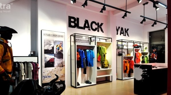 BlackYak was represented as an exhibitor at ISPO MUNICH 2016